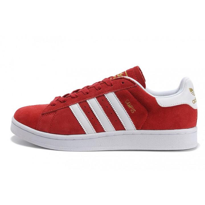 Кроссовки Adidas Campus red